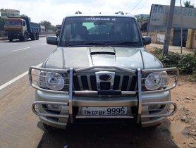 Mahindra Scorpio VLX Airbags BS III, 2010, Diesel MT for sale