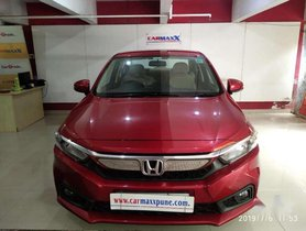 2018 Honda Amaze MT for sale at low price