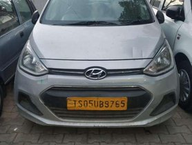 Used Hyundai Xcent Base 1.2, 2016, Diesel MT for sale