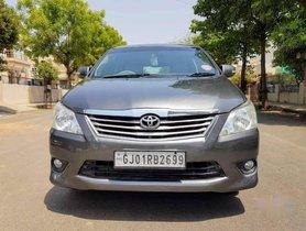 Toyota Innova 2.5 V 7 STR, 2013, Diesel MT for sale