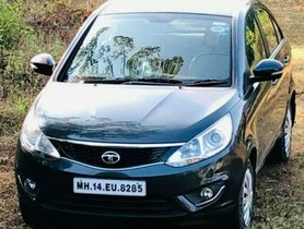 Used Tata Zest car AT at low price