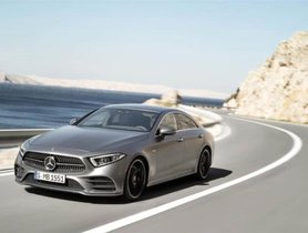 Discounts On Mercedes Cars In India, Up To Rs 12.8 Lakh Off!