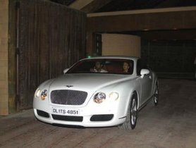 List of Famous Owners of Bentley Cars In India