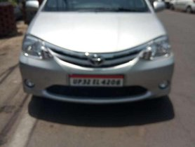 Used Toyota Etios car 2012 GD MT for sale at low price