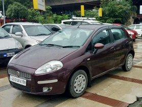 Used Fiat Punto MT car at low price