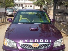 Hyundai Accent GLS 1.6, 2003, Petrol MT for sale