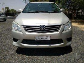 Toyota Innova 2.5 GX 7 STR BS-IV LTD, 2012, Diesel MT for sale