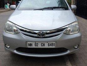 Toyota Etios Liva V MT 2012 for sale