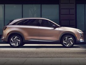 Hyundai Nexo India Launch In Pipeline - Get Ready For A Hydrogen-powered SUV