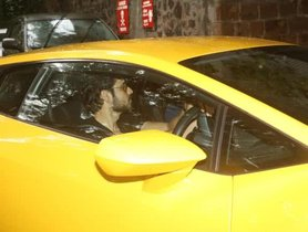 Has Emraan Hashmi Bought The Ravishing Lamborghini Huracan?