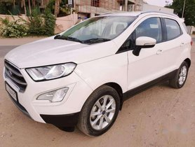 2018 Ford EcoSport MT for sale