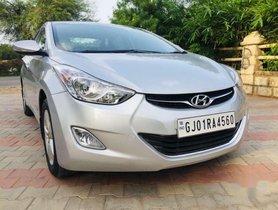 Used Hyundai Elantra SX 2013 MT for sale