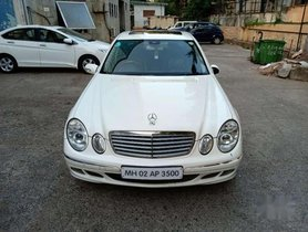 Mercedes Benz E Class 2005 AT for sale