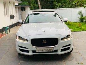 Used Jaguar XE car 2018 AT for sale at low price