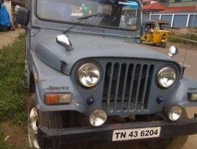 1998 Mahindra Jeep MT for sale