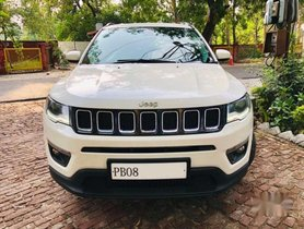 Used 2017 Jeep Compass 2.0 Limited Option MT for sale