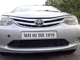 Toyota Etios G, 2011, CNG & Hybrids MT for sale