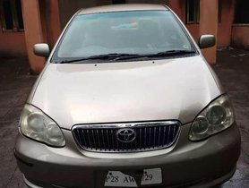Used 2007 Toyota Corolla MT for sale