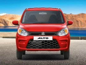 Maruti Alto Tops The June Sales Chart, Swift Comes Second
