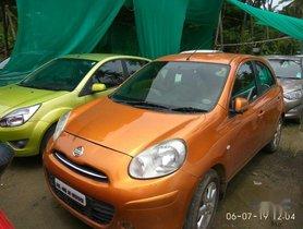 Used Nissan Micra car Diesel MT at low price