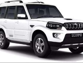 Used 2019 Mahindra Scorpio MT for sale