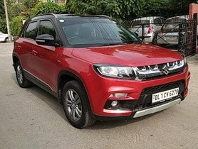 Used 2016 Maruti Suzuki Vitara Brezza ZDi Plus MT for sale