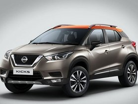 Nissan Kicks Faces A Sales Slump, Sells Less Than Terrano