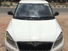 Used Skoda Fabia 2011 MT for sale at low price
