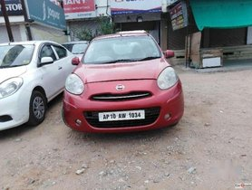 Used Nissan Micra car Diesel MT for sale at low price