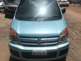 Used Maruti Suzuki Wagon R car MT at low price