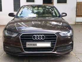 Used 2012 Audi A4 35 TDI Premium AT for sale