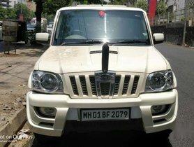 Mahindra Scorpio VLX 4WD ABS BS-III, 2012, Diesel MT for sale