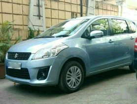 Used Maruti Suzuki Ertiga VDI MT for sale