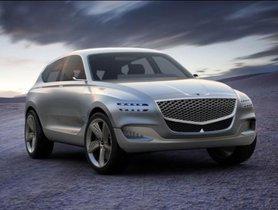 Hyundai's Luxury Brand Genesis To Enter India Market With A SUV