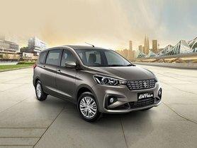 Maruti Suzuki To Introduce Ertiga EV After WagonR Electric