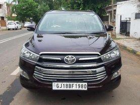 Used Toyota Innova Crysta 2.4 GX MT 2016 for sale