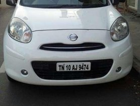 Nissan Micra XV Petrol, 2012, MT for sale
