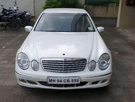 2004 Mercedes Benz E Class AT for sale at low price