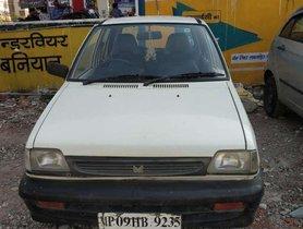 Used Maruti Suzuki 800 2000 MT for sale