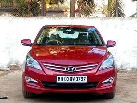 2015 Hyundai Verna 1.6 VTVT SX MT for sale