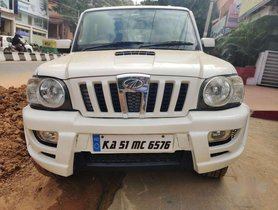 Used Mahindra Scorpio 2012 MT for sale at low price