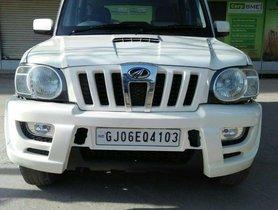 Mahindra Scorpio LX BS-IV, 2012, Diesel MT for sale