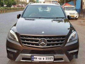 Used Mercedes-Benz M-Class 350 CDI, 2012, Diesel AT for sale