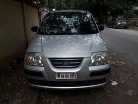 Used Hyundai Santro Xing car GLS MT 2009 MT for sale at low price
