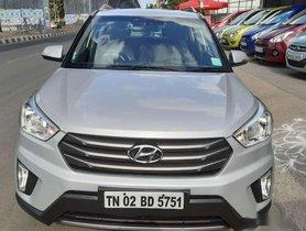 Used Hyundai Creta car 2016 MT for sale at low price