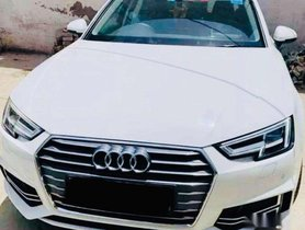 Used Audi A4 car 35 TDI Technology Edition 2019 AT for sale at low price