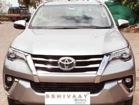 Used Toyota Fortuner 4x4 AT 2017 for sale