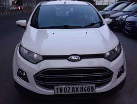 Used Ford EcoSport 2013 MT for sale at low price