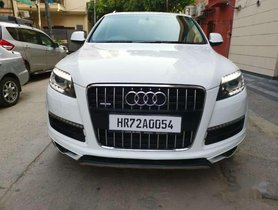 Used 2013 Audi Q7 AT for sale