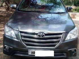 Used Toyota Innova 2.5 ZX 7 STR BS-IV, 2014, Diesel MT for sale